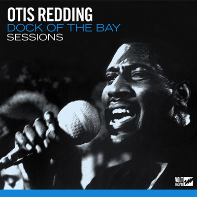 OTIS REDDING Dock Of The Bay Sessions Cover. (c) Rhino