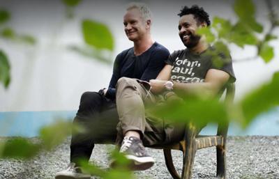 Sting und Shaggy kommen nach Deutschland. Foto: UniversalMusic