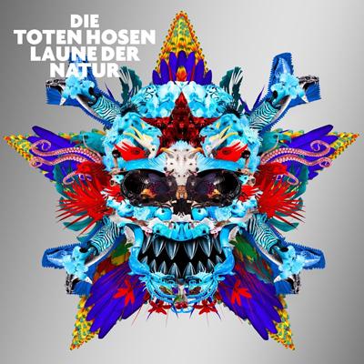 """Die limitierte 7"""" Vinyl der Toten Hosen. Packshot: Warner Music"""