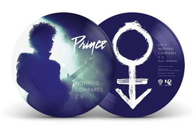 Nothing Compares 2 U als Picture Vinyl. Packshot: Warner Music