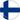 Button-Flagge-Finnland