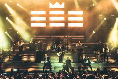 SEEED kommen 2019 auf Deutschland-Tournee. (c) Warnermedia