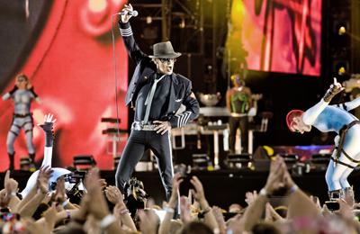 Udo Lindenberg kündigt neues MTV Unplugged an. Foto: Tine Acke