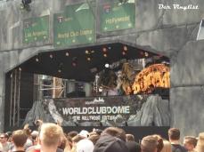 Neelix auf der Zombie Stage. Foto: Andi Wand