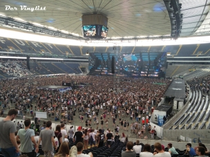 Blick in die Commerzbank Arena. Foto: Andi Wand