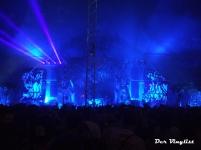 Forest-Stage bei Boris Brejcha. Foto: Andi Wand