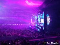 Blick auf Stadion bei Dimitri Vegas & Like Mike. Foto: Andi Wand