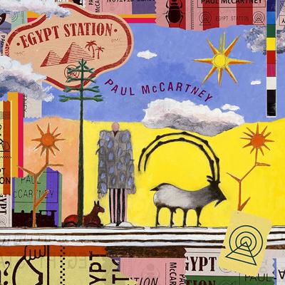 Egypt Station von Paul McCartney erscheint im September. (c) Universal Music