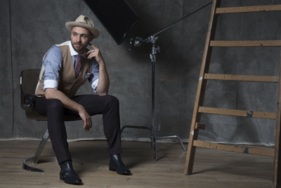 Max Mutzke veröffentlicht eine neue LP. (c) Dirk Messner