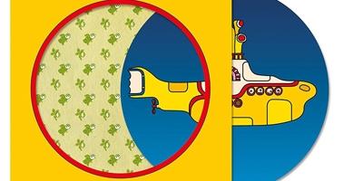 "Yellow Submarine als 7"" Picture Vinyl. (c) Universal Music"