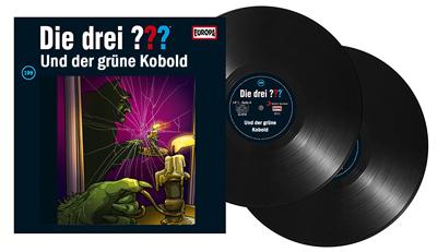 Die Drei Fragezeichen Folge 199 Und der grüne Kobold. (Montage) dervinylist.com