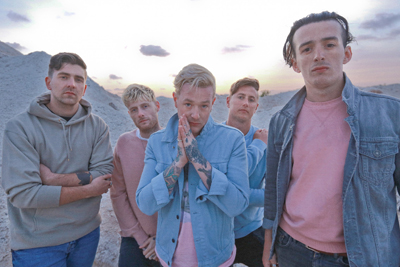 Deaf Havana wagen Neues. © Wolf James