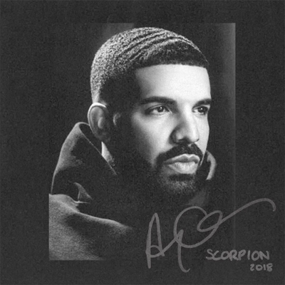 Drake - Scorpion Album Cover (c) Universal Music