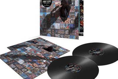 Neues Vinyl von Pink Floyd. Packshot: WarnerMusic