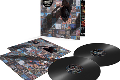 Neues Vinyl von Pink Floyd. Packshot: WarnerMusic