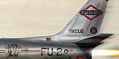 Eminem veröffentlicht KAMIKAZE. Packshot: UMGRI Interscope