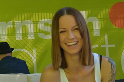 Christina Stürmer im Interview (c) dervinylist.com