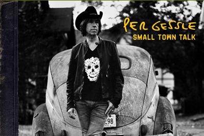 Per Gessle: Small Town Talk Cover