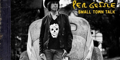 Per Gessle: Small Town Talk Cover