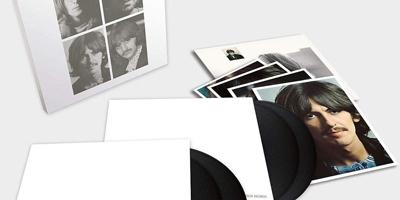 The Beatles (White Album) wird neu aufgelegt. (c) Universal Music