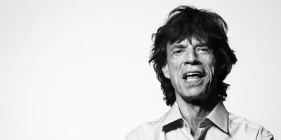 Mick Jagger arbeitet an neuen Songs. (c) Universal Music