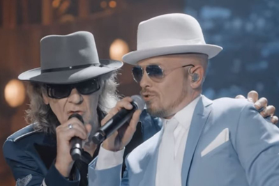 Udo Lindenberg und Jan Delay. VideoCapture: Youtube.de