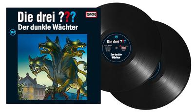 Die Drei Fragezeichen Folge 202 Der Dunkle Wächter. (Montage) dervinylist.com