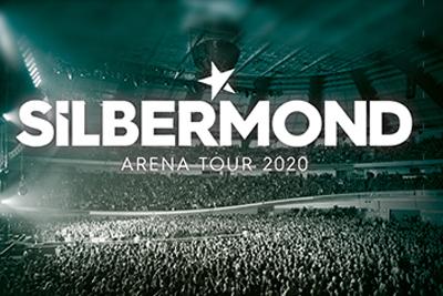Silbermond kommen 2020 auf Arena-Tour.