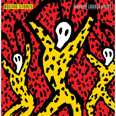 The Rolling Stones Voodoo Lounge Uncut. (c) Universal Music