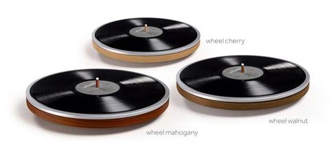 WHEEL wird in drei verschiedenen Farben angeboten. (c) Miniot