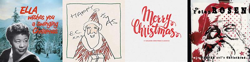 Vinyl zu Weihnachten. (c) dervinylist.com