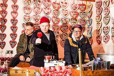 Fettes Brot kündigen neues Album an. (c) Jens Herrndorff