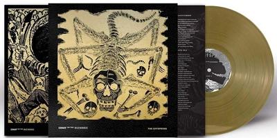 IXNAY ON THE HOMBRE erscheint als goldene Vinyl. (c) Universal Music