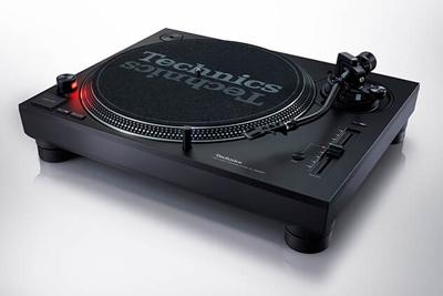 Der neue SL-1200MK7 von Technics ist ein echter Hingucker. (c) technics.com