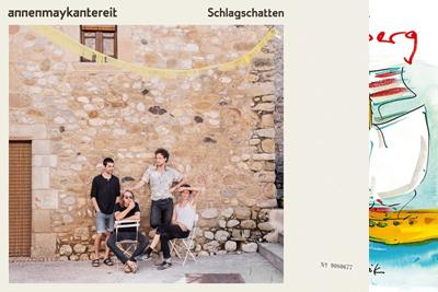 Die Top3 der Vinyl-Charts. (c) Der Vinylist