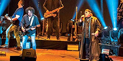 TOTO - 40 Tours Around the Sun. (c) Universal Music