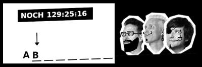Der Countdown von DIE ÄRZTE. Montage: Der Vinylist