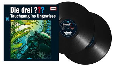 Die Drei Fragezeichen Folge 203 Tauchgang ins Ungewisse. (Montage) Der Vinylist