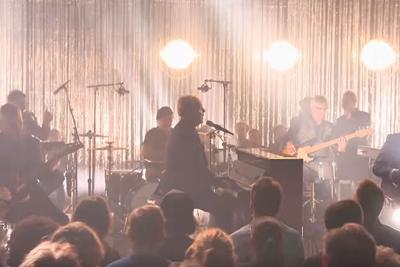 Herbert Grönemeyer - Clubkonzert Berlin. VideoCapture: Youtube@grönemeyer