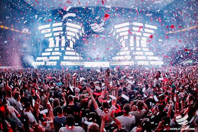 Der World Club Dome 2019 wird eine große Party. (c) NikoGoga