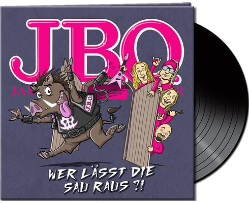 Zum 30jährigen Bühnenjubiläum gibts ein neues Album von J.B.O. (c) Megapress GbR