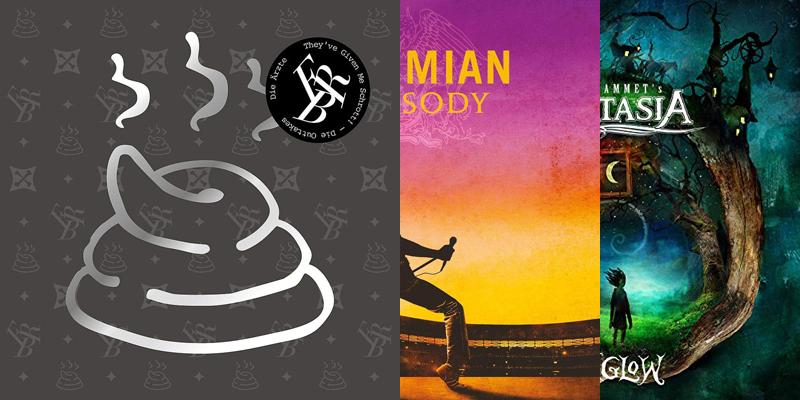 Die Top3 Vinyl Alben im Februar 2019. (Monatge) Der Vinylist