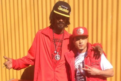 Snoop und KAAN. © Pickcodes