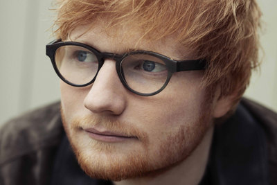 Ed Sheeran kündigt ein neues Album an. (c) Mark Surridge