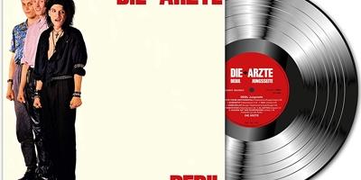Die Ärzte legen DEBIL neu auf. (c) Sony Music