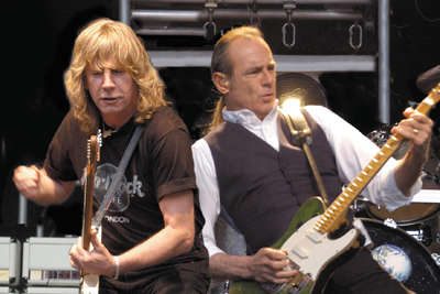 Status Quo. (c) WarnerMusic