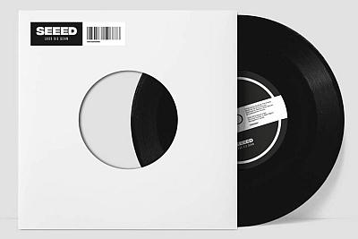 """LASS SIE GEHN von SEEED auf 7"""" Vinyl. (c) Warner Music"""