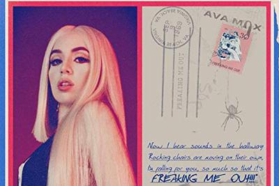 Neue Songs von Ava Max. (c) Warner Media