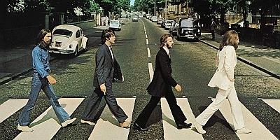 Vor 50 Jahren veröffentlichten The Beatles das Album ABBEY ROAD. (c) Universal Music