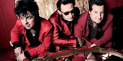 Green Day kommen mit neuer Musik nach Berlin. (c) Warner Music